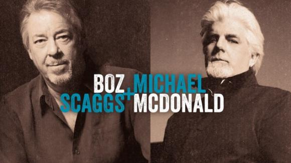 Boz Scaggs & Michael McDonald at Tanglewood