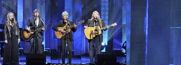 Four Voices: Joan Baez, Mary Chapin Carpenter & Indigo Girls at Tanglewood