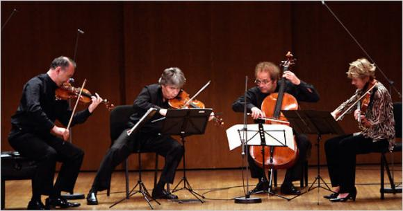 Takacs Quartet at Tanglewood
