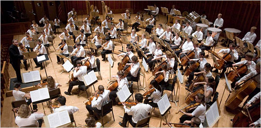 Tanglewood Music Center Orchestra: Festival of Contemporary Music at Tanglewood
