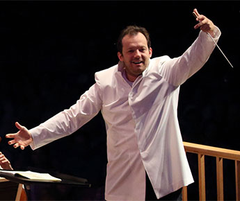 Boston Symphony Orchestra: Andris Nelsons - Ives & Beethoven at Tanglewood