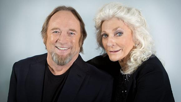 Stephen Stills & Judy Collins at Tanglewood