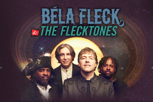 Bela Fleck and The Flecktones at Tanglewood