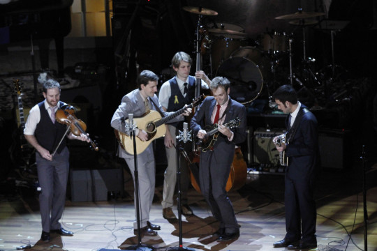 Chris Thile at Tanglewood