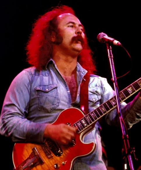 David Crosby at Tanglewood