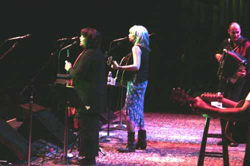 Ry Cooder & Emmylou Harris at Tanglewood