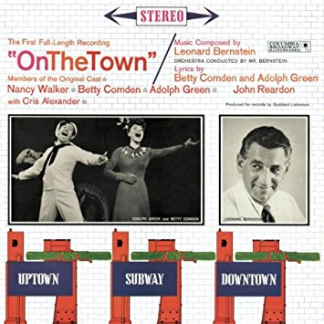Bernstein's On the Town at Tanglewood