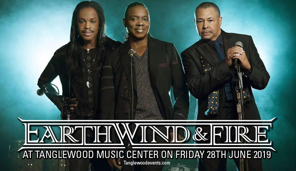 Earth, Wind And Fire at Tanglewood Music Center