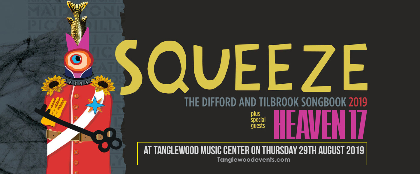 Squeeze at Tanglewood Music Center