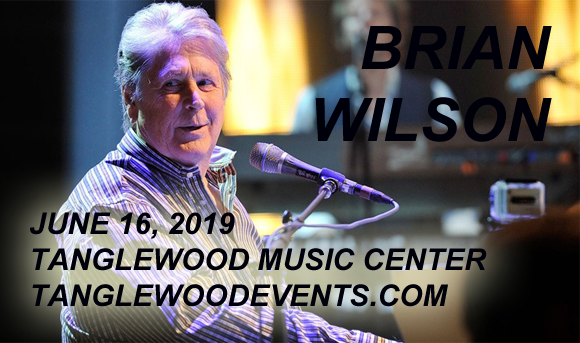 Brian Wilson at Tanglewood Music Center