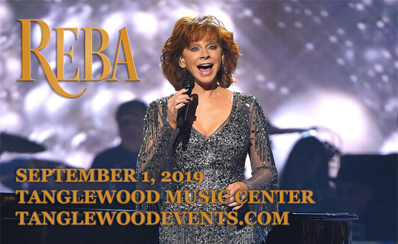 Reba McEntire at Tanglewood Music Center