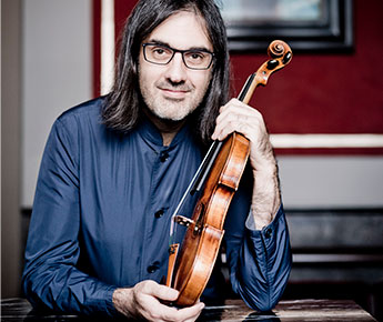 Boston Symphony Orchestra: Leonidas Kavakos - Beethoven and Dvorak at Tanglewood Music Center