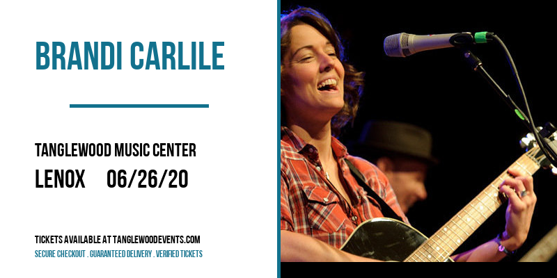 Brandi Carlile at Tanglewood Music Center