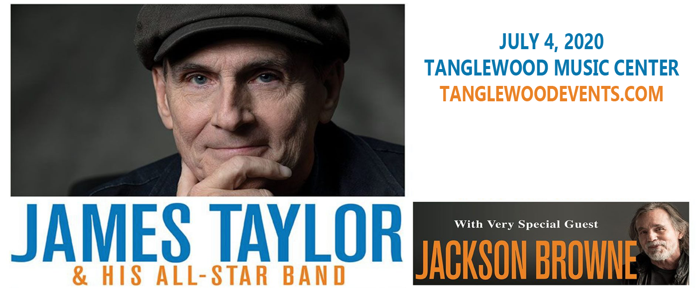 James Taylor at Tanglewood Music Center