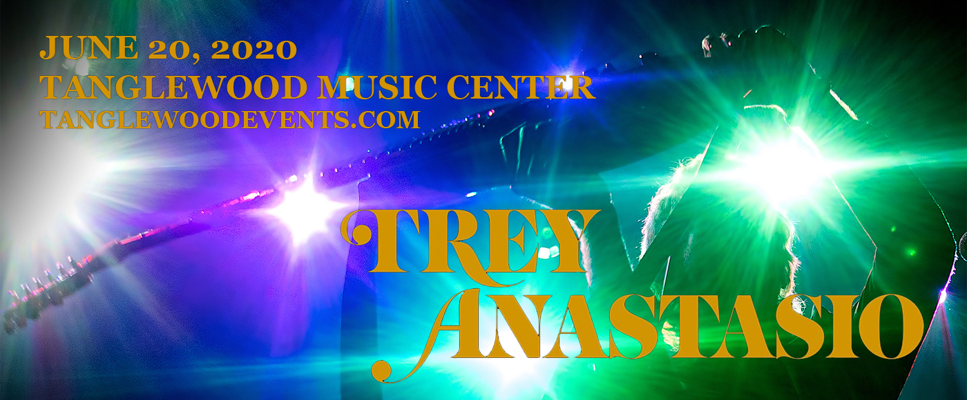 Trey Anastasio & Boston Pops Orchestra at Tanglewood Music Center