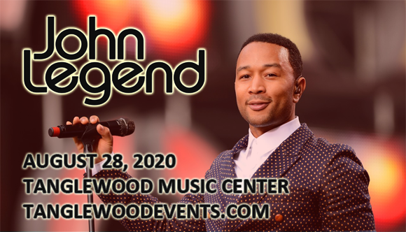 John Legend & The War and Treaty at Tanglewood Music Center