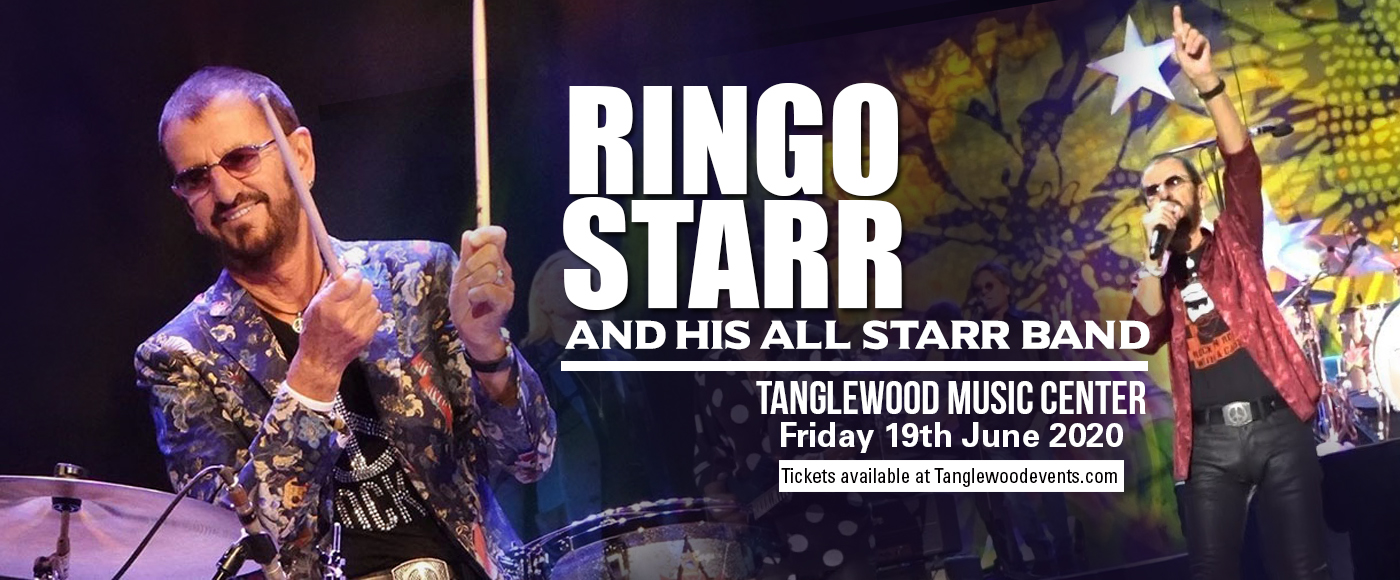 Ringo Starr and His All Starr Band at Tanglewood Music Center