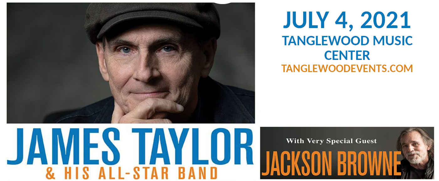 James Taylor at Tanglewood Music Center
