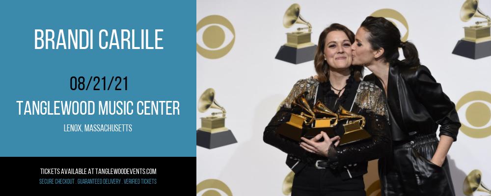 Brandi Carlile [POSTPONED] at Tanglewood Music Center