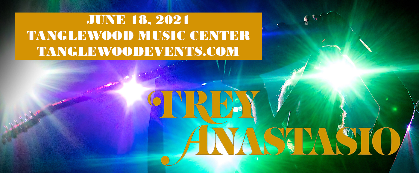 Trey Anastasio & Boston Pops Orchestra at Tanglewood Music Center