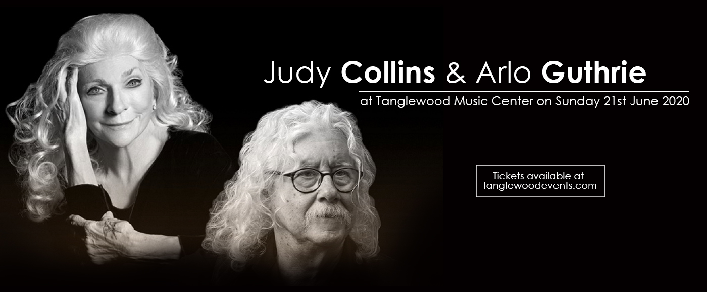 Judy Collins & Arlo Guthrie at Tanglewood Music Center