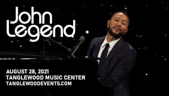 John Legend & The War and Treaty [CANCELLED] at Tanglewood Music Center